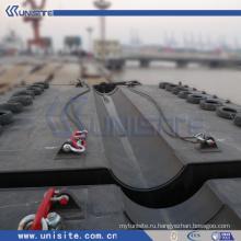 Стальная строительная платформа для дноуглубительных работ и морского строительства (США-2-003)