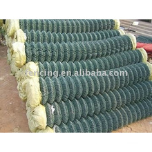 security chain link fencing