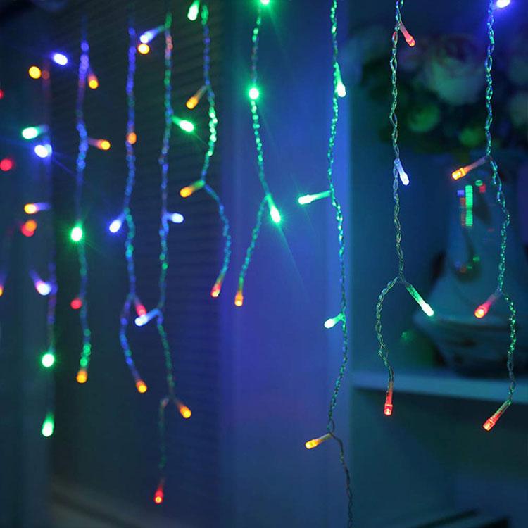 led icicle christmas lights reviews