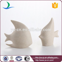 Art und Weise keramische Fische zeigen Stücke für Hauptdekoration