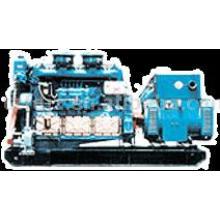 Gerador diesel marinho