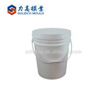 Molde plástico del cubo de la pintura del molde plástico al por mayor de Alibaba de la alta calidad de China Alibaba