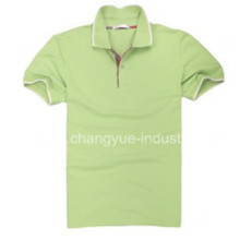 Classic Man Plain Polo Shirt Manufacture in China