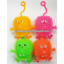Spongebob Squarepants Flashing Yoyo Glow Puffer Ball
