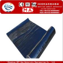 Geomembrana negra de HDPE para impermeabilización