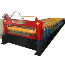 Corrugated формируя цену машины
