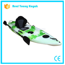 Barcos baratos de uma pessoa Paddle Boot motorizado Kayak Kayak