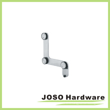 Glass to Glass Hardware Joint Connector with Stopper Inside (EC004)