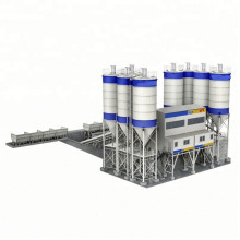 Fast Way Concrete Batch Plant Cost