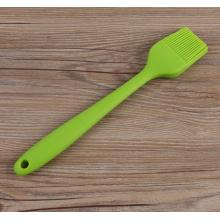 Solid Core Bright Color Brush Long Handle BBQ Pastry Tool