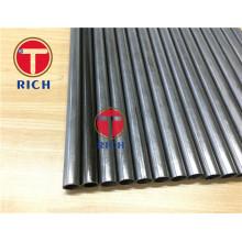 Tailles de tuyaux en acier au carbone DIN2391 ST52 sans soudure