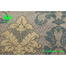 Jacquard Wrinkle Effect Curtain Fabric (BS1010)