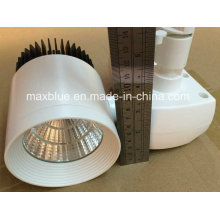 Kleine Größe 35W CREE COB LED Schienen-Licht
