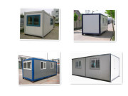 sturdy construction waterproof manufacturers of welded corners house containers