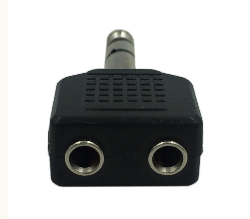 6 35 To 3 5 Stereo Adapter