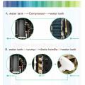 sistema de depilación láser de diodo de color rosa 808nm para centros de belleza 600w