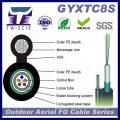 Câble optique blindé de fibre d'acier de Self-Support extérieur