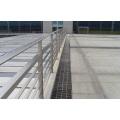 Stahl-Handläufe für Treppen