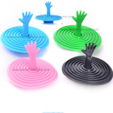 Molded EPDM Silicone Rubber Bath Sink Plug Stopper