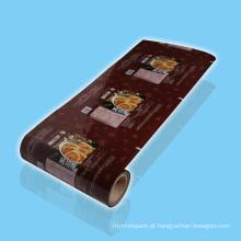 Filme de embalagem de bolo de alta qualidade ISO & SGS