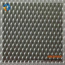 Feuille en aluminium gaufré motif décoratif feuille en aluminium pour la décoration