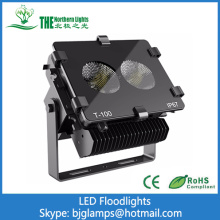 100W Narrow Beam Flood Led Lights (15° – 30°)