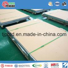 Сталь q235 2-12мм толщиной стальной плиты