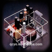 Alibaba China factory directly sale high quality Acrylic small jewelry storage box