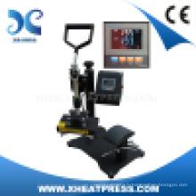 Machine d'impression haute qualité Cap Sublimation de 2015 avec compteur LCD CP815B