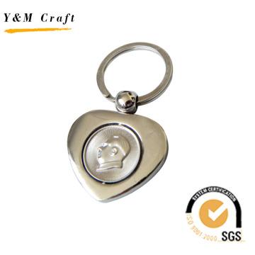 Promotion Custom Logo Metal Souvenir Gift Keychain (Y02443)