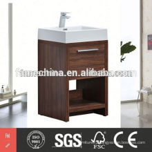 2013 Hot Bathroom glass vanity set
