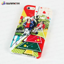 3d sublimation blank cell phone 6 case