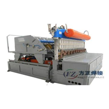 Konstruktion Fence Wire Mesh Machine