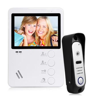 Smart Home Product Hands Free Video Doorbell Camera Door Intercom System