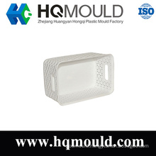 Plastic Injection Rattan Small Basket Mould