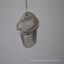 Ballon infuseur de thé moins cher utilisé pour le café ou le thé