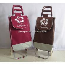 Bolsa de bagagem transportadora dobrável portátil
