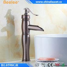 Single Level Solid Brass Antique Copper Faucet