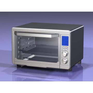 Horno de tostadora digital eléctrico de alta calidad 24L