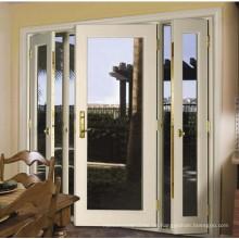 Europäische Aluminiumflügelglas-Patio-Tür