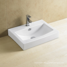 Rectangular Bathroom Wash Basin 8008