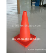 PVC plastic orange traffic cones