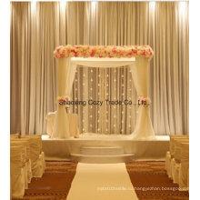 Классический шифон высокого качества для свадебного наряда, банкетного обруча, заставки