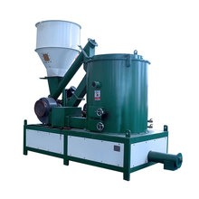 High Capacity Biomass Wood Pellet Burner