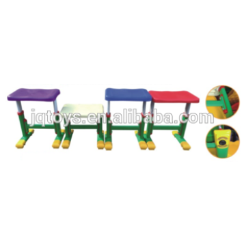 Children design colored PP material stool for child