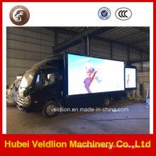 Camion LED publicitaire Foton 4X2