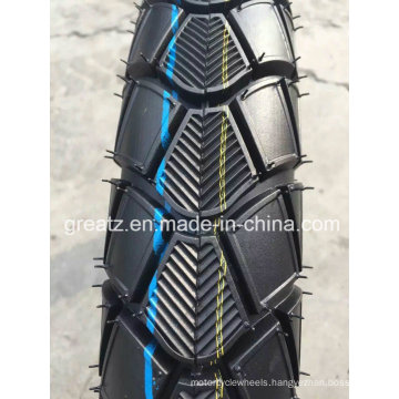Motorcycle Tubeless Tyre 3.00-17 New Pattern