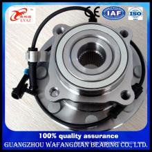 Coches de alta precisión de cubo de rueda Dac37720033