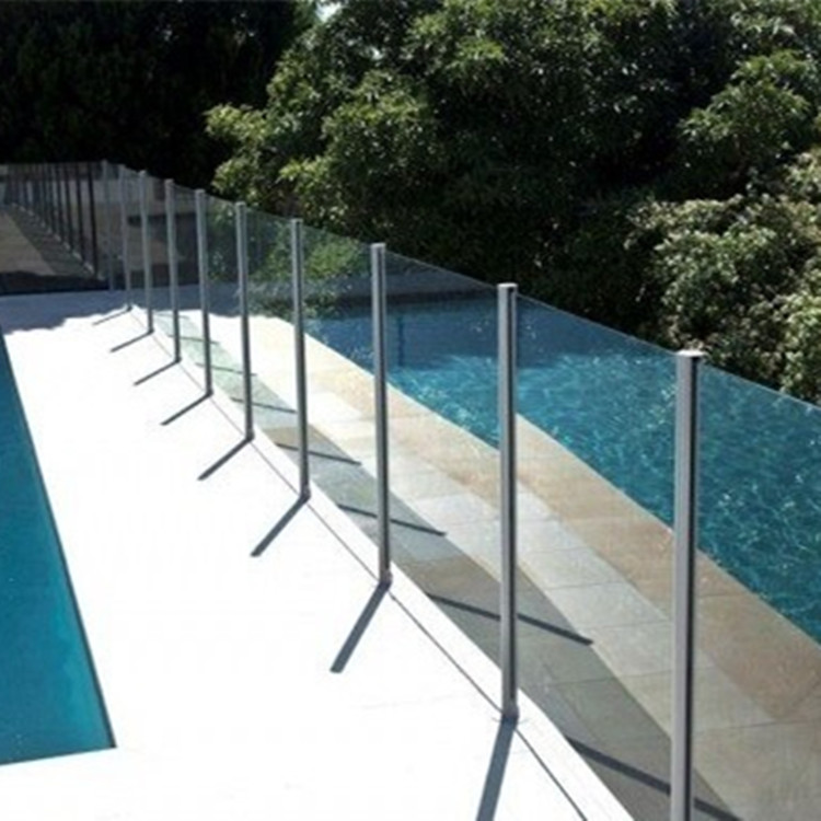 Toughened Pool Fence Glass Panels