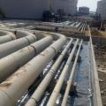 Geomembrana de polietileno HDPE para aplicación acuática